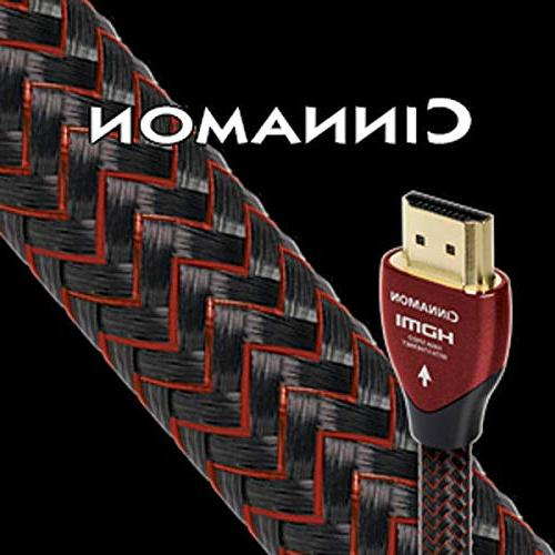 AudioQuest Cinnamon HDMI 3M w/ethernet