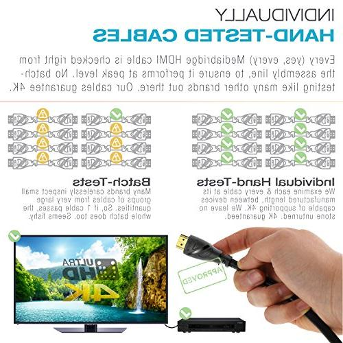 Cable - 4K, Audio Return - Pack