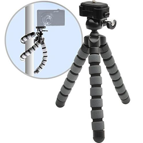 Sony Digital Camera & Lens + 64GB + Case + Battery/Charger Tripod