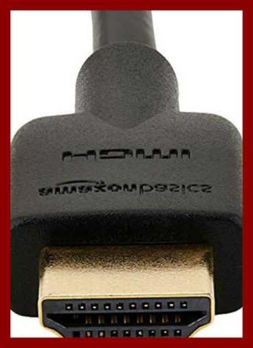 AmazonBasics High-Speed HDMI -