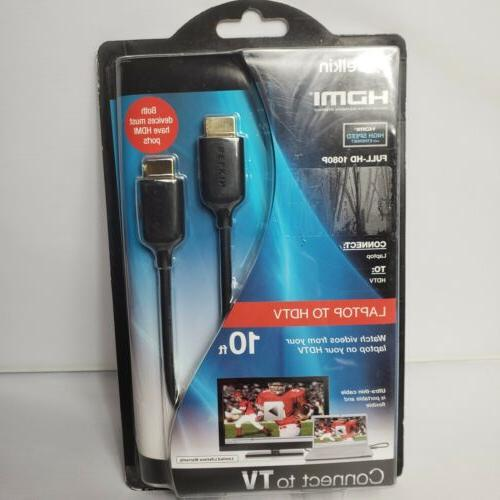 av10119 10 speed hdmi cable