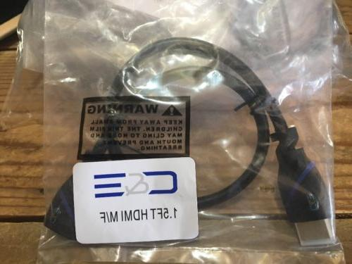 c and e high speed hdmi extension
