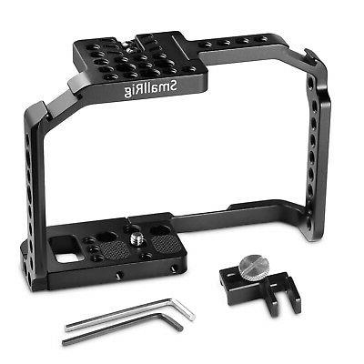 SMALLRIG Camera Cage for Panasonic Lumix G7 with HDMI Cable