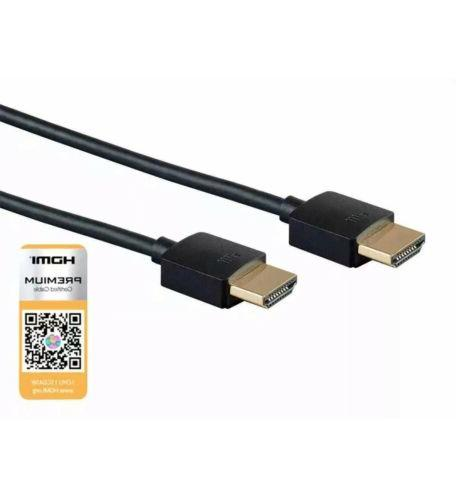 certified speed hdmi cable
