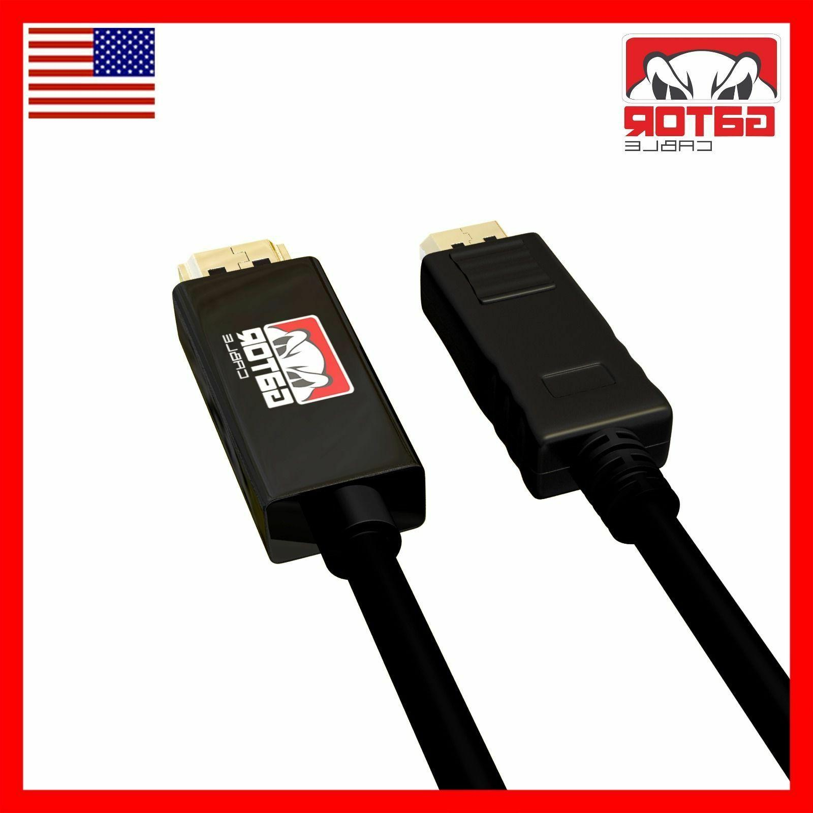 Cable Adapter Video HDTV to HDMI Cable 6FT