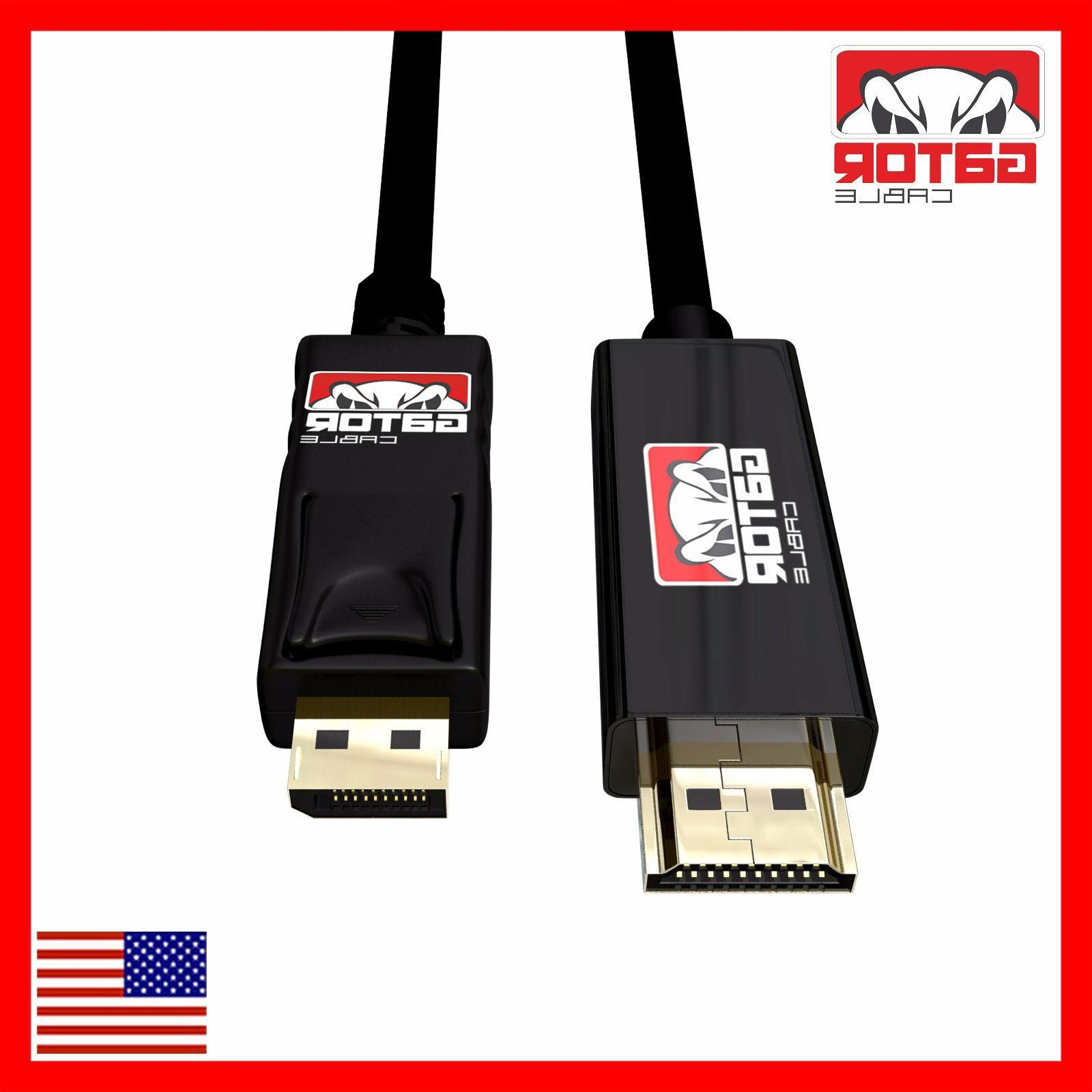 Display Port to HDMI Video PC