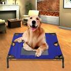 Dog Elevated Bed Extra Large Outdoor Durable Steel Frame Rai