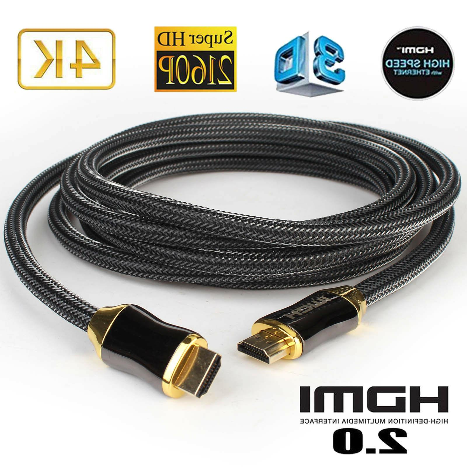 HDMI 2.0 Heavy Active UL Listed