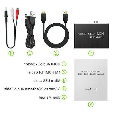 HDMI 5.1 HDMI Toslink Cable