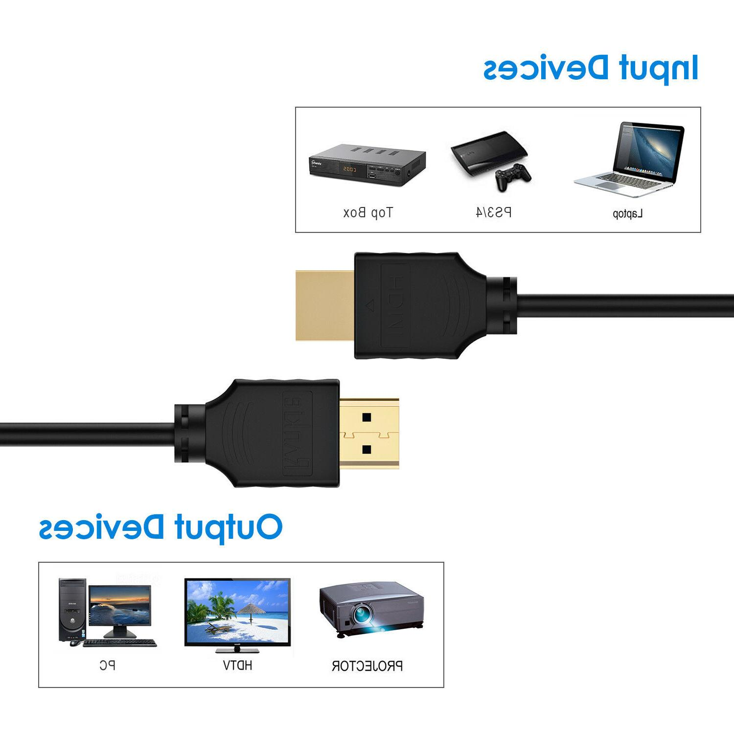 Supports Ethernet 3D and Audio Return