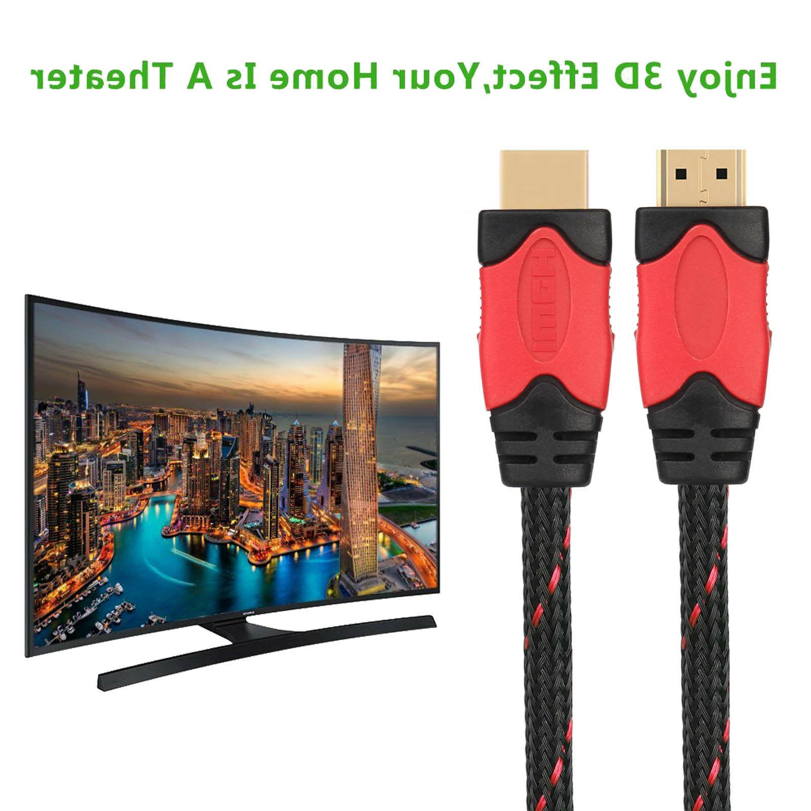 Multiple lengths Cord High Support 1080P 3D