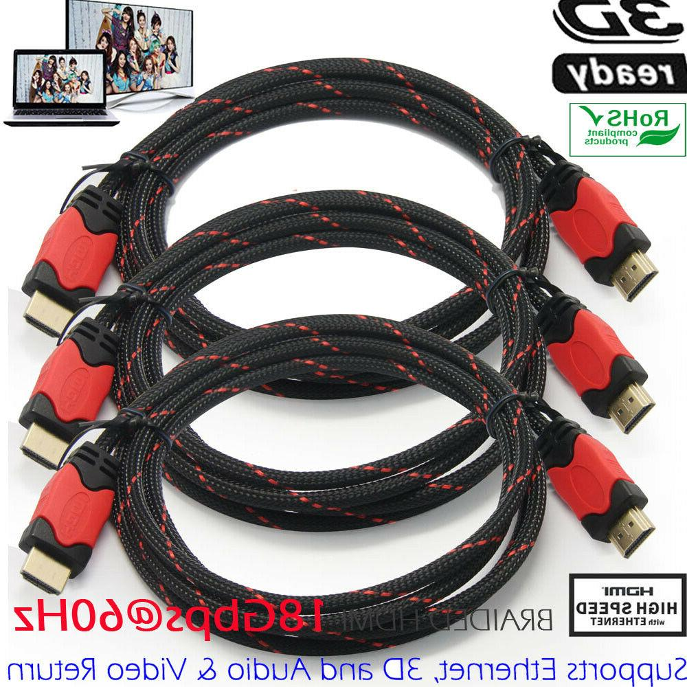 high speed hdmi cable 30 ft 1