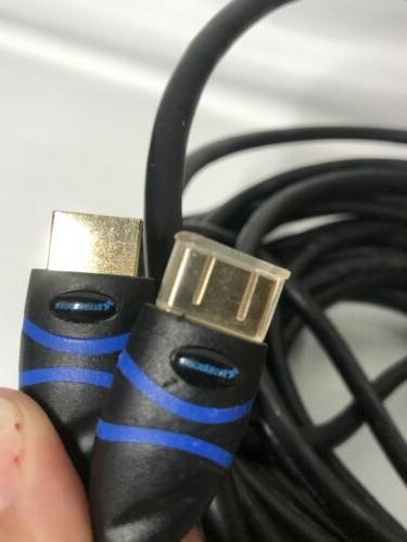 BlueRigger Speed HDMI Cable with Ethernet ft