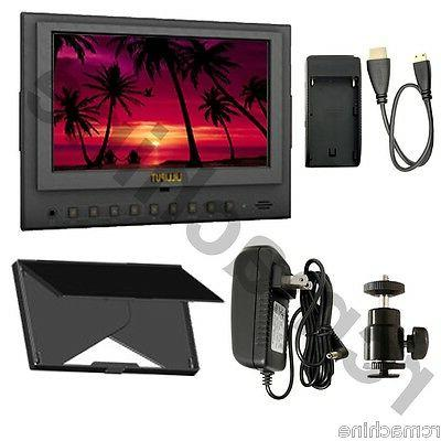 "Lilliput 7"" 5D-II/O HDMI In & Out Field Monitor Canon 5D Mar"