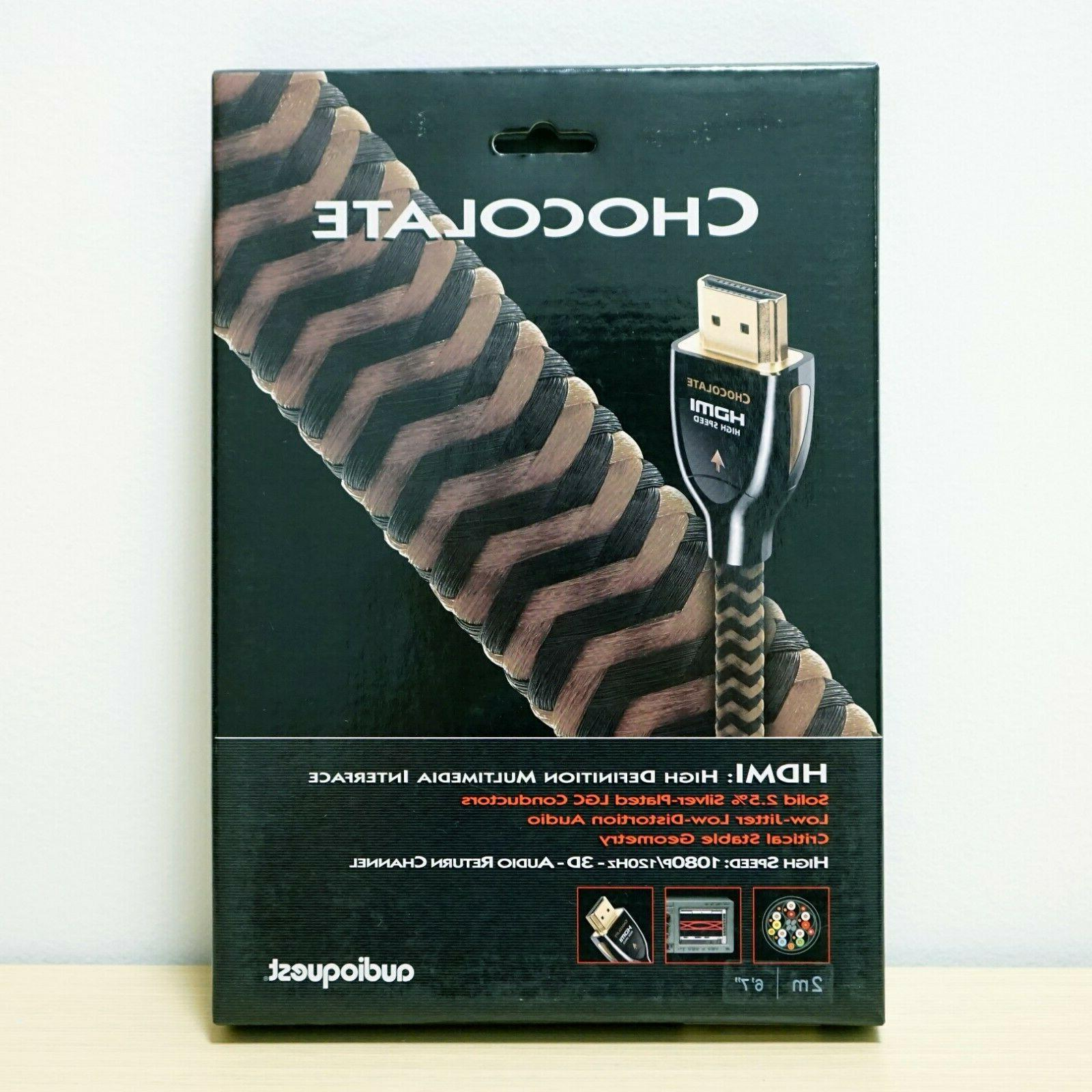 new chocolate high speed hdmi cable 2