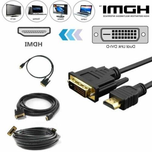 new hdmi to dvi d 24 1