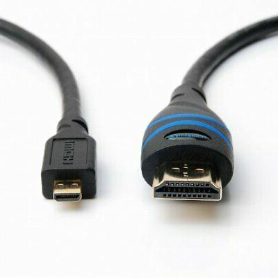 bluerigger high speed micro hdmi to hdmi