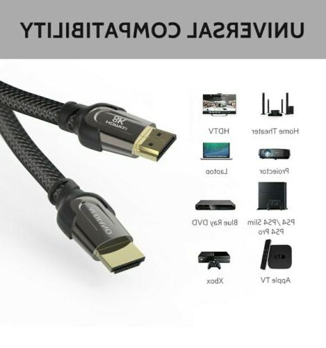 For Playstation HDMI Cable HDMI , 9ft length