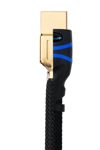 BlueRigger High HDMI Cable Ethernet, Supports 3D Audio