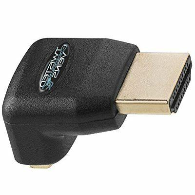 Twisted Veins 3 3-Pack HDMI Cord Speed