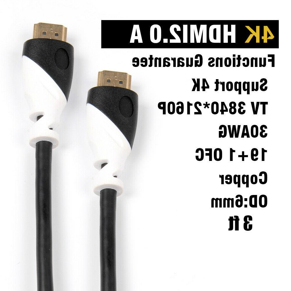 ultra high speed hdmi 2 0 cable