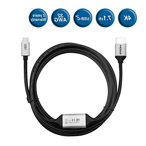 usb c hdmi active cable