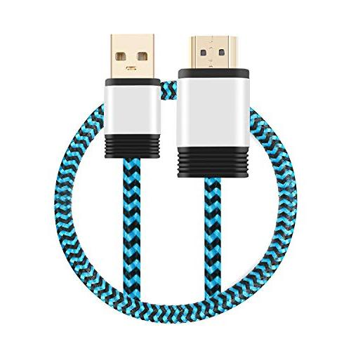 USB HDMI cable, Yeworth Male to HDMI Charger