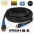 v2.0 HDMI Cable 30ft  with CE ROHS Certified for PS4 SET-UP
