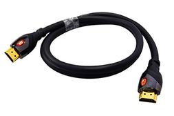FYL Monster Cable 1000HD Ultimate High Speed HDMI Cable 3 Ft