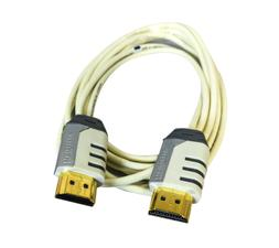 Monster Superthin High Performance HDMI Cable  - 6 FT - 2K/4