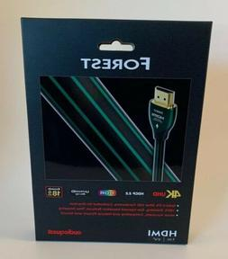 New!! AudioQuest Forest 1M HDMI Cable - 3.28 ft.