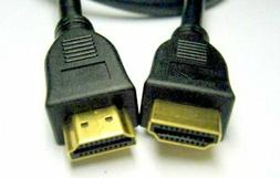 New/ High-Speed HDMI Cable, 6 Feet, for PS4 / XBOX / PC / TV