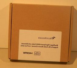 NEW BlueRigger High Speed  HDMI cable with Ethernet  Support