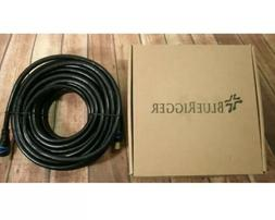 New in Box BlueRigger Standard HDMI Cable with Ethernet  50