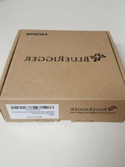 NIB BlueRigger High Speed HDMI Cable with Ethernet  - CL3 Su