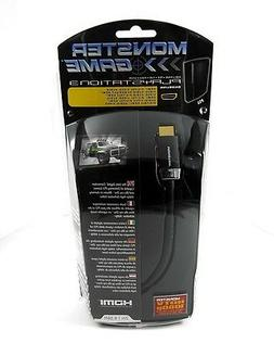 Playstation 3 Monster Cable GameLink HDMI Digital Video/Audi