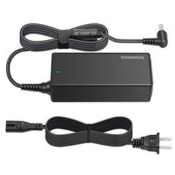 Powseed 19v Replacement Ac Adapter Power Charger Cord for LG