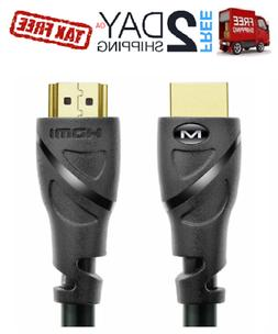 Mediabridge High Speed HDMI Cable with Ethernet  - Ultra Ser