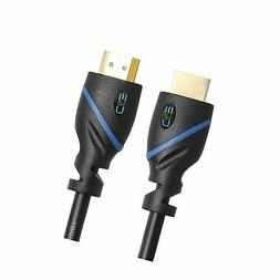 25 Feet HighSpeed HDMI Cable Supports Ethernet 3D and Audio