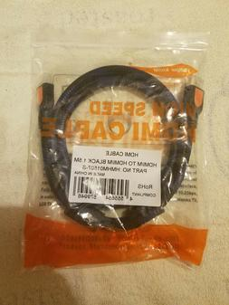Yellow knife high speed HDMI