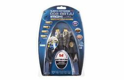 Monster U3 V600 HDMI-4 Standard Speed HDTV HDMI Cable