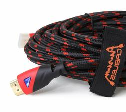 Aurum Cables Ultra Series - High Speed HDMI Cable  With Ethe