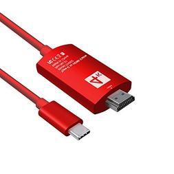 usb c to hdmi USB Type C to HDMI Male Cable Matters DP Alt M