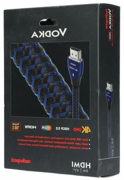 AudioQuest vodka 2m HDMI Cable